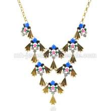Style Antique classique cerf-volant forme Culture collier Party