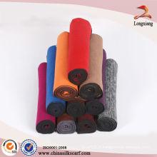 2014 nouvelle fabrication de foulard en soie personnalisée à la mode