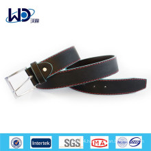 Factory Made OEM Stitching PU Casual Men Belts