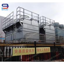 Ventilateurs de ventilation de tour de refroidissement et prix de refroidissement