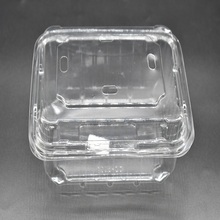Clear PET Blister Plastic Fruit Packing Tray