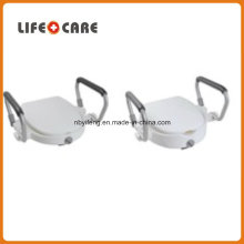 Medical Elderly Toilet Raised Seat with Lid