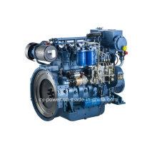 Судовой двигатель серии Wp4, 60-75 кВт, Weichai