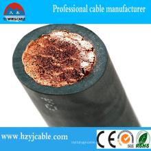 Сварочный кабель, Технические характеристики сварочного кабеля, Сварочный кабель ПВХ. 90мм