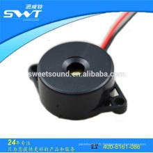 Son de clôture Bouton piézo électrique CC avec diamètre 22 mm 12 mn zéro piézo actif