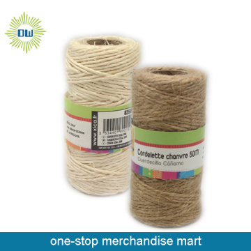 natural hemp jute rope