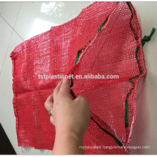 vegetable mesh bags for potato,onion,firewood