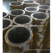 Vedações em espiral ferida vedação 304 grafite filler carbon stell CS (SUNWELL)
