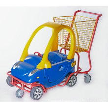 Plastic Kids Trolley
