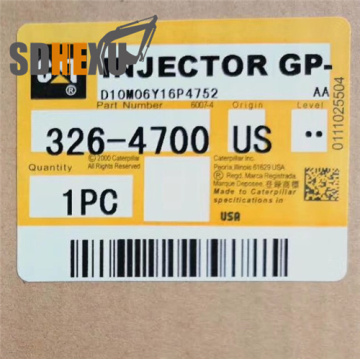 Injector for CAT No.326-4700