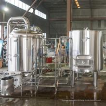 Sistema de fabricação de cerveja de 7 barris, equipamento da cervejaria de 7 bbl