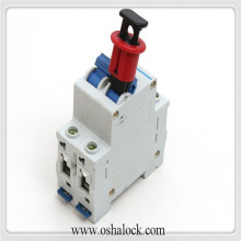 Miniature Circuit Breaker Lockout Tagout