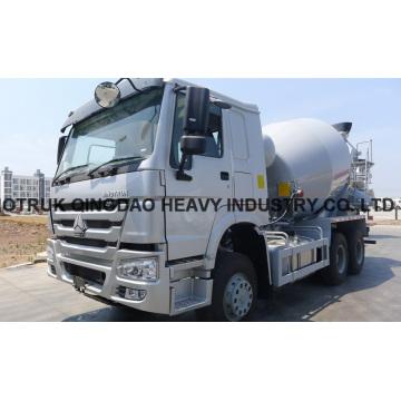 Camión mezclador de concreto 6m3