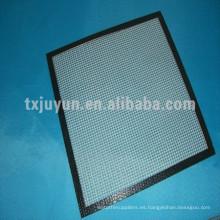 Teflón antiadherente reutilizable que cocina la estera del acoplamiento (FDA, SGS)