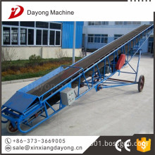 China Inclined Gravel Belt Conveyor Automatic Conveying Equipment