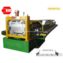 Straight&Tapered Standing Seam Roof Forming Machine