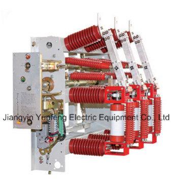 Appareillage à haute tension avec combinaison de fusibles-Yfzrn-24D / T125
