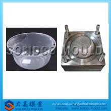 Fabricante de molde de cesta de lavandería de plástico