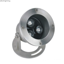 3W LED underwater light pooling light