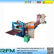 Máquina de telhado de telhas FX que fabrica material de argila