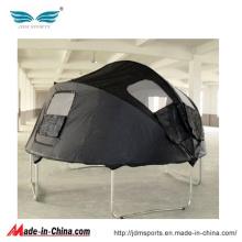 Impermeável grande barraca redonda de trampolim para crianças