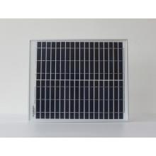 20W 18V Poly Uso del panel solar para el sistema de 12V PV