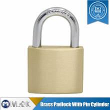 MOK lock Z40 grillete fuerte 25mm30mm35mm40mm50mm candado impermeable de acero endurecido