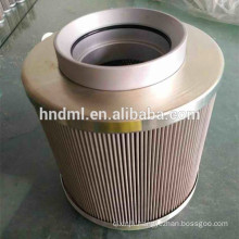 HDY oil filter element FST-JX-800-100, stainless steel filter cartridge, filter alternative