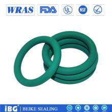 Μορφοποιημένα προσαρμοσμένα διαφορετικά χρώματα σιλικόνης δαχτυλίδια O