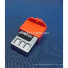 Aprobar CE nuevo tamaño pequeño y control eficaz universal válvula de cierre eléctrico para el agua