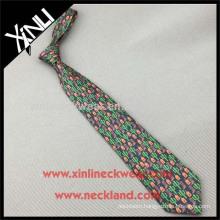 Perfect Knot 100% Handmade Custom Mens Silk Ties For Painting