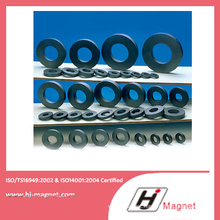 Customized Factory Ring Ferrite for Motor Magnet