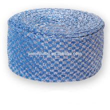 JML1312 Silver raw material cleaning sponge material for scrubber pads