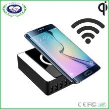 Самая горячая USB-станция зарядки Mulit с 8USB-портом 60W 2.4A Беспроводное зарядное устройство, высокоскоростное зарядное устройство для путешествий