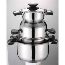 Juego de utensilios de cocina de acero inoxidable, 8 piezas de utensilios de cocina