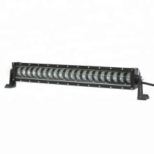 Vivienda de aluminio del haz dual 160w que conduce la barra ligera campo a través del LED para el vehículo de SUV
