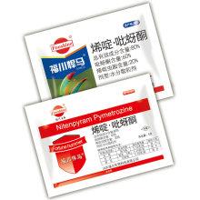 Insecticide Agrochimique Hummer de Wdg Pymetrozine60% + Nitenpyram20%