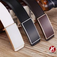 Dernière réplique Designer Ceintures en cuir de vachette Ceinture en cuir à vendre avec boucle plate