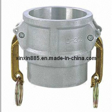 Aluminum Camlock Pipe Fittings