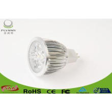 HOT! green light led spotlights with SAA,RoHS,CE 50,000H