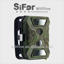 5/8/12 MP 720 P vídeo planejado 3G & Wifi SMS / mms / gsm / GPRS / câmeras digitais scouting smtp gsm