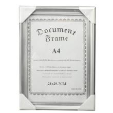 Silver Diploma Frame