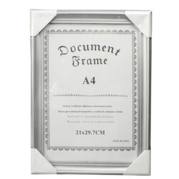 Silber-Diplom-Frame