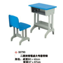 2014 New student single seat desk and chair for sale