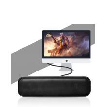 Проводная компьютерная звуковая панель Stereo USB Powered