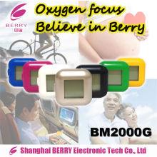 Новый дизайн круглой формы Bluetooth Smart Ring Heart Rate Monitor