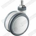 Medical Caster (Twin Wheel) (G5302) Swivel Wheel Caster