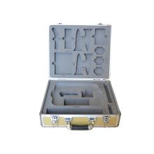 Caja de herramientas de aluminio profesional con inserto fabricado en Ningbo