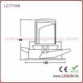 Teto Downlight 8W do diodo emissor de luz da economia de energia para o hotel LC7716n