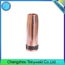 Binzel welding torch MB 26KD gas nozzle mig welding spare parts